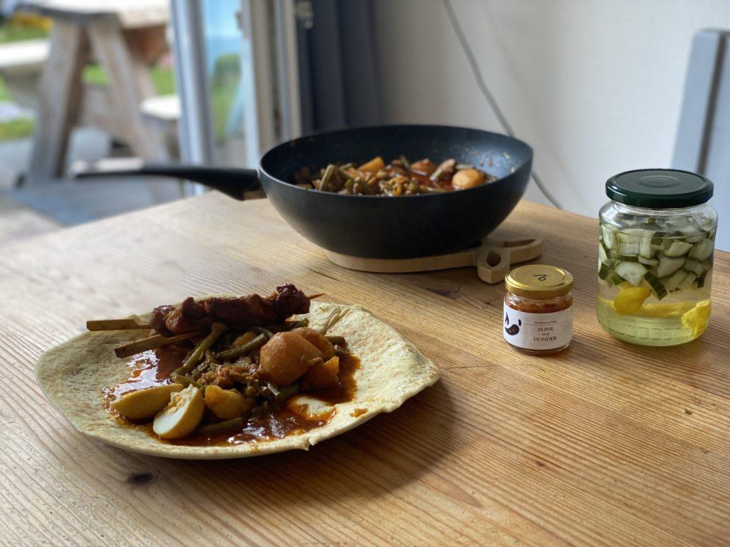 Lazy Man Roti Kip: Binnen 30 minuten een echte Roti Kip op je eettafel
